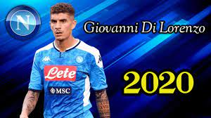 Giovanni Di Lorenzo ○Who Is The Napoli's Starting Right Back?○ Multiplayer  2020 - YouTube