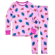 Cuddl Duds Toddler Thermal Size Chart Boy Long Underwear Set