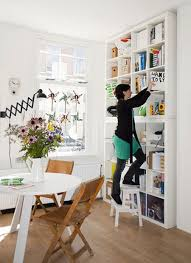 Small Space Storage Ideas: 7 Simple Solutions | Decorating Files |  www.decoratingfiles.