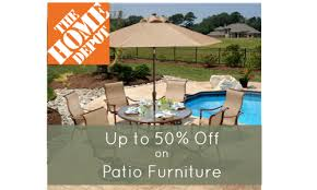 Home Depot Patio Furniture Up to 50% f Southern Savers