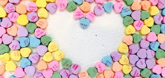 Image result for conversation hearts