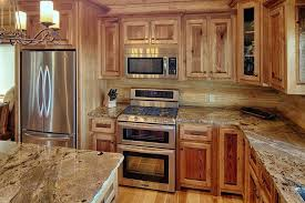 knotty hickory cabinets rustic hickory kitchen cabinets knotty hickory cabinet doors