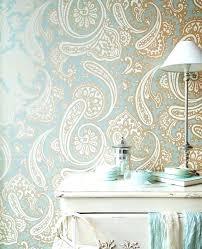 Schlafzimmer Tapete Grau Blau Muster Shabby Kommode Sampati Schlafzimmer  Tapeten Kaufen 3d Tapeten Schlafzimmer Kaufen