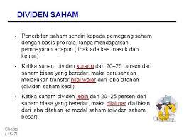 Pada akhir tahun kelima saldo cadangan berjumlah rp 5juta. Contoh Soal Dan Jawaban Modal Saham Dan Laba Ditahan Studi Indonesia