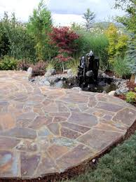 the good shape of flagstones patios. Flagstone Patios And Walkways - Boulder Falls Landscaping The Good Shape Of Flagstones