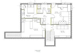 1000 sq ft cabin plans lake house floor plans with walkout basement inspirational cabin plans with