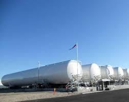 Lng Cryogenic Storage Tanks Regasification Chart Industries