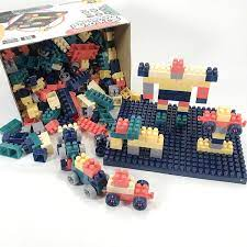 Bộ Đồ Chơi Lego Xếp Hình 520 Chi Tiết Cho Bé [18]