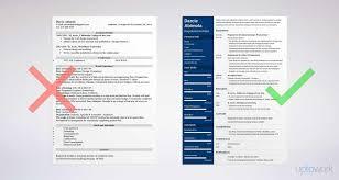 Creative Resume Templates For Architects Resume Corner