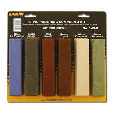 Enkay Polishing Polishing Compounds