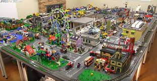 LEGO JANGBRiCKS City Moc (Page 1) - Line.17QQ.com