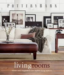 Pottery Barn Living Rooms Simple Design Inspiration