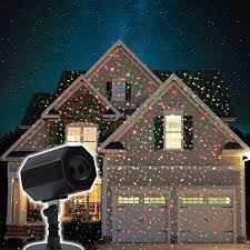 Star Shower Light Show Walmart Ez Illuminations Animated Laser Light Red And Green Timer And Memory Walmart Com