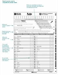 Survey Test Book Answers Example Listening Test Answer Sheet Take Ielts