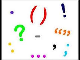 Grammar Punctuation English Grammar Punctuation