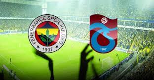 Fenerbahçe Trabzonspor 2-0