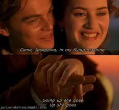 Titanic Quotes On Twitter Jack Come Josephine In My Flying Stunning Titanic Quotes