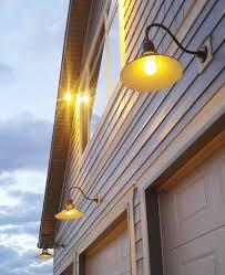 Vintage Gooseneck Barn Lights Gooseneck Barn Lights Blend Vintage And Modern For New