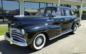 1948 Chevrolet Fleetmaster Sport Coupe - YouTube