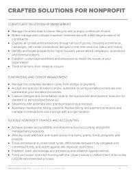 Azdan Business Analytics For Non_profit