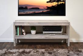 Reclaimed Media Cabinet Mid Century Modern Retro Tv Stand Mayan Double Bay Mocha Woodwaves