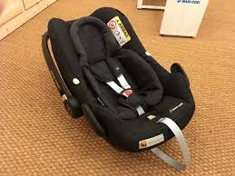 maxi cosi rock car seat