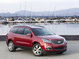 2016 Chevrolet Traverse: A crossover SUV with serious technology ...