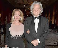 Katie Hickman closes the book on marriage to AC Grayling by SEBASTIAN  SHAKESPEARE   Daily Mail Online
