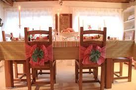 Christmas Chair Cover Tutorials  How To Make Chair Tiebacks - Cherry  Menlove
