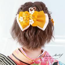楽天市場髪飾り2点セット 卒業式 袴 成人式 振袖 浴衣 はかま 花
