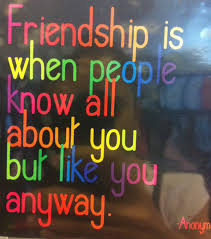 Friendship Quotes Be Happy