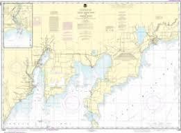 Little Bay De Noc Depth Chart Nautical Charts Online Noaa Nautical Chart 14908 Dutch