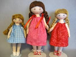 Cloth Doll Patterns Adorable Sherralyn's Dolls Sewing Patterns For Cloth Dolls Doll Clothes