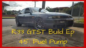 nissan skyline r33 gtst build ep 45 fuel pump remove, identify r33 skyline fuel pump wiring diagram at R33 Skyline Fuel Pump Wiring Diagram