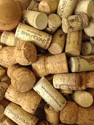 Wine corks by Polly Alexander Photography