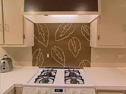 handpaint a kitchen backsplash