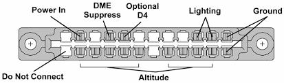 kt76a to tt31 minor modification king kt-76a transponder wiring diagram Kt76a Transponder Wiring Diagram #21