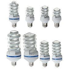 Spiral Led Light E27 5w 30w Led Spiral Style Ultra Bright Energy Saving White Light Bulb Lamp Ac86 245v