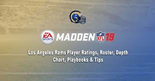 Madden 19 Los Angeles Rams Player Ratings Roster Depth