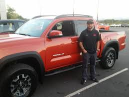 Adam Robertson is the proud new owner of this 2017 #Toyota #Tacoma ...