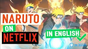 NARUTO SHIPPUDEN ON NETFLIX 🔥 : Here's how to watch Naruto IN ENGLISH on  Netflix (21 seasons) - YouTube