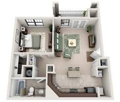 Richland Falls Apartments Serenity