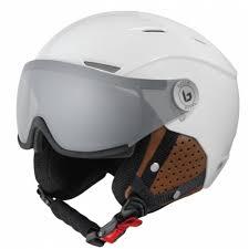 Bolle Backline Visor Premium Helmet Galaxy White