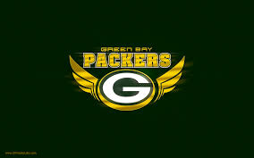 green bay packers wallpaper g logo with wings by gp a labs
