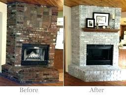 red brick fireplace remodel update red brick fireplace updated brick fireplace best brick fireplace remodel ideas on update update red