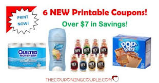 6 NEW Printable Coupons ~ $7 in Savings ~ Quilted Northern, Hormel ... & 6 NEW Printable Coupons ~ $7 in Savings ~ Quilted Northern, Hormel & More! Adamdwight.com