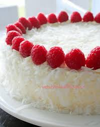 Table For 2 Or More Coconut Raspberry Lemon Cake Rasps Whole