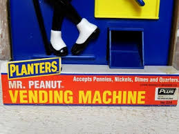 Mr Peanut Vending Machine Enchanting Ct4848 Planters MrPeanut 48's Vending Machine Jack's Mart