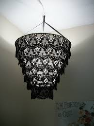 interesting do it yourself chandelier and lampshade ideas for your home 26