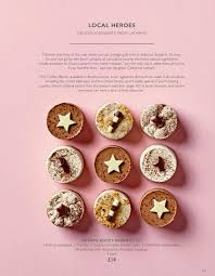 Choux pastry filled with lathams special crème patisserie and freshly whipped cream smothered with coffee icing. Booth Christmas Book 2016 By Booths Country Issuu